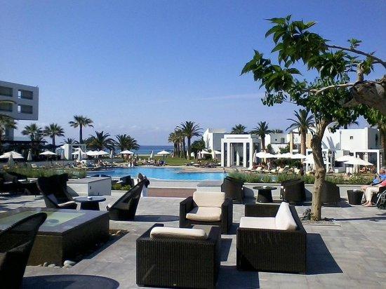 Grecotel Creta Palace Hotel : Grecotel Creta Palace Poolbereich