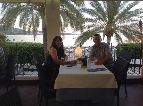 Restaurante Maritimo: beautiful views