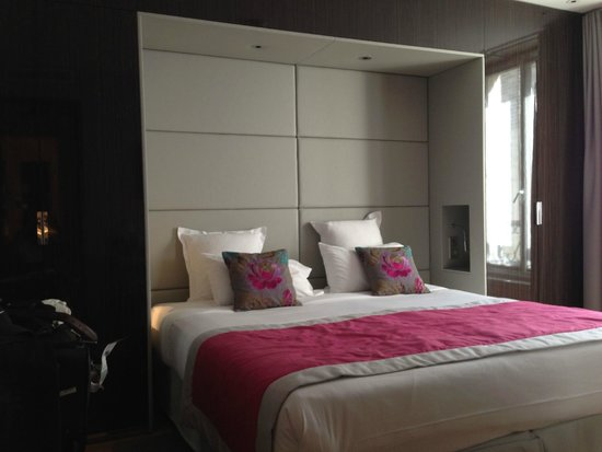 Hôtel Tourisme Avenue  : Bedroom