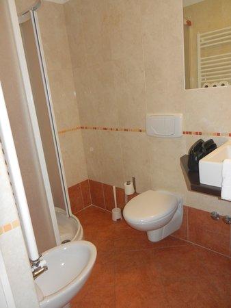 Grand Hotel Britannia Excelsior: bagno