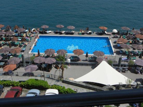 Grand Hotel Britannia Excelsior: vista