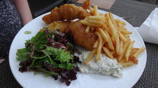 Restaurant Délicatessen : fish and chips