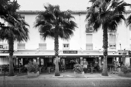 Le New Orleans - Pinede de Juan Les Pins : Jazz Bar Juan Les Pins - Le New Orleans