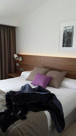 Hotel Gelmirez: Habitacion