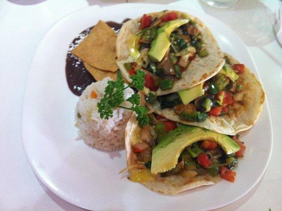 Nativo : Tacos di verdure