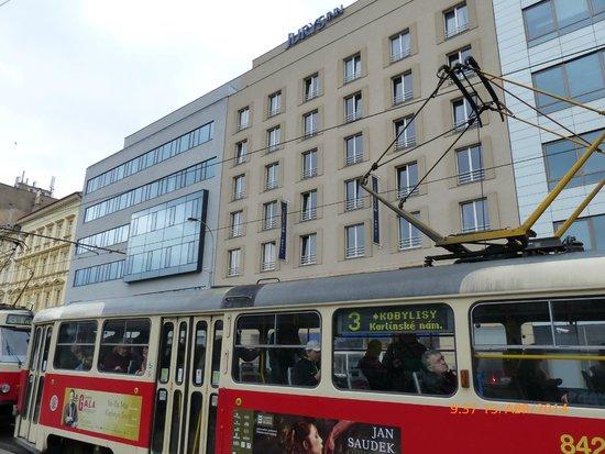 Jurys Inn Hotel Prague: Fachada
