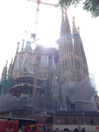 Sagrada Família : Dal retro