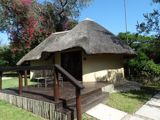 Elephant Plains Game Lodge : Our Chalet