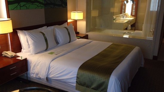 Holiday Inn Shenzhen Donghua: 1bed Room