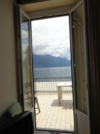 Hotel Bellavista: The balcony!