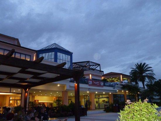Rodos Princess Beach Hotel : Restaurant