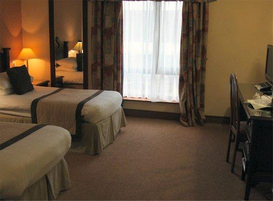The Oakwood Hotel : Twin room