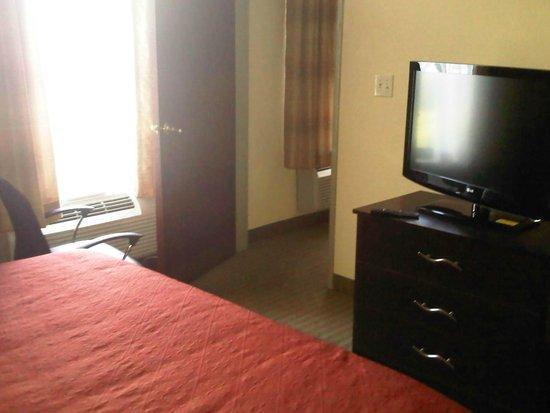 Quality Suites: Extra bedroom