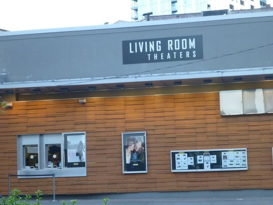 Living Room Theater: A One Story Theater Building With Six Small Intimate  Wonderful Theaters