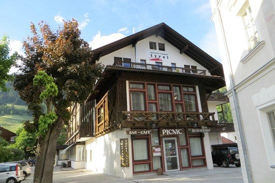 Sporthotel Tyrol Dolomites : hotel