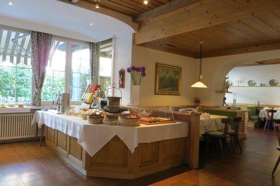 Sporthotel Tyrol Dolomites : ristorante