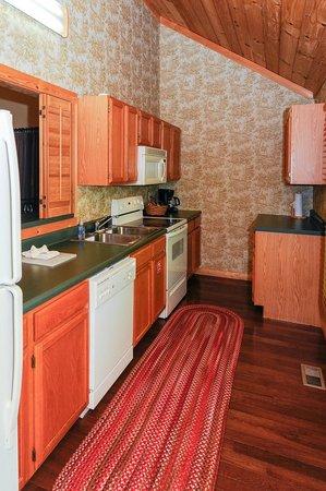 Dancing Bear Lodge: LeConte Kitchen