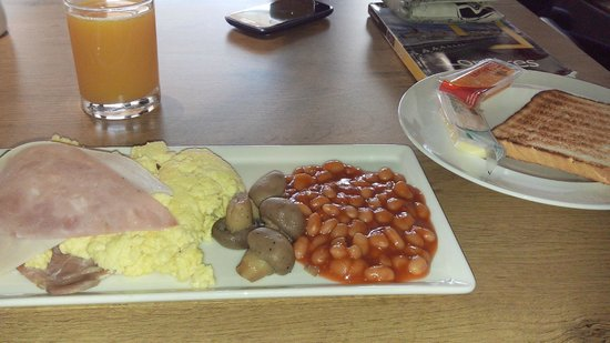 Ibis London Stratford: Desayuno