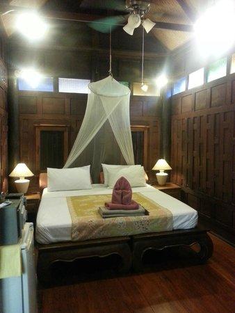 Seapines Villa Liberg : Room with daylight