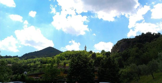 Agriturismo Valle delle Gombe : panorama