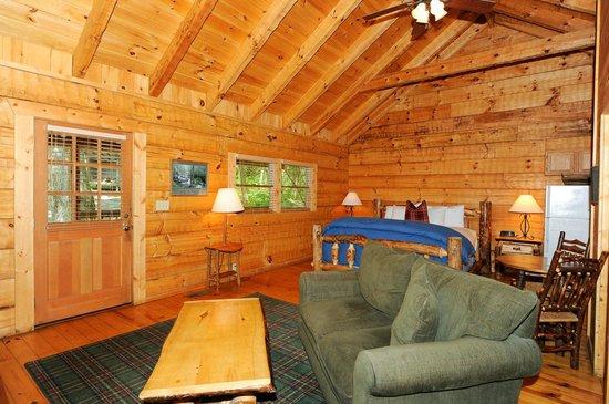 Dancing Bear Lodge: Newfound Gap Great Room