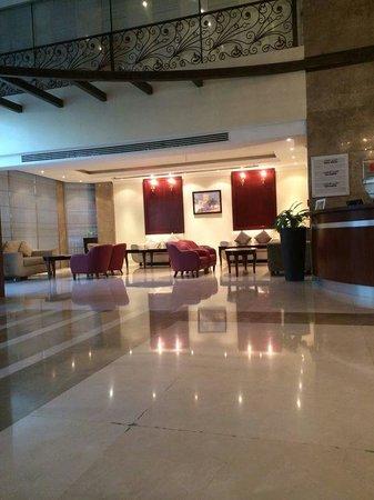 Swiss-Belhotel Doha : reception