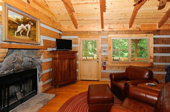 Dancing Bear Lodge: Rabbit Creek Great Room