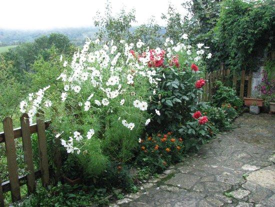 Gran Hotel Las Caldas: el jardin