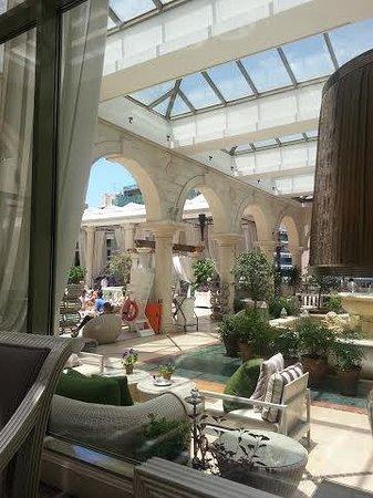 Phoenicia Hotel : POOL AREA