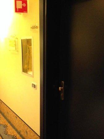 Ai Pini Park Hotel: Ingresso della stanza
