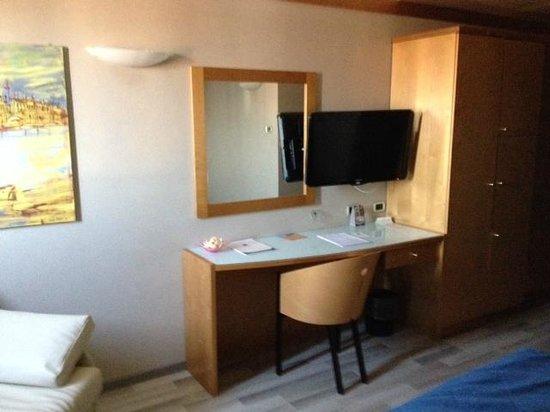 Ai Pini Park Hotel: Panoramica della stanza 309