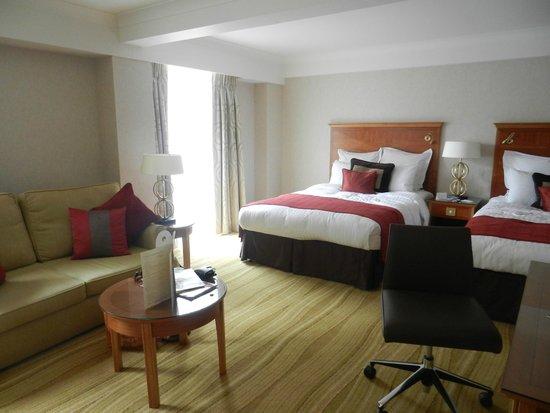 London Marriott Hotel Kensington: Superior family room