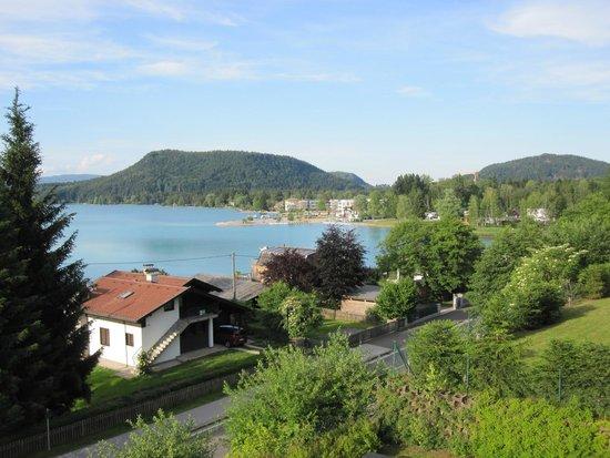 Hotel Daniela: Blick auf den See