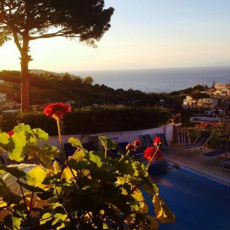 Hotel Country Club : I colore del tramonto