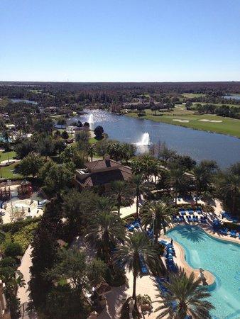The Ritz-Carlton Orlando, Grande Lakes: Vista do quarto