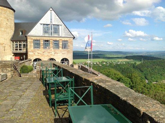 Hotel Schloss Waldeck: Castle grounds