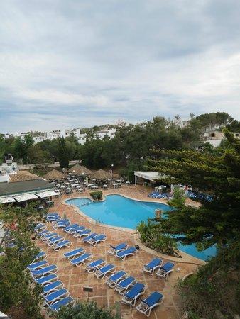 OLA Apartamentos Es Ravells D'Or: Tropical Gardens