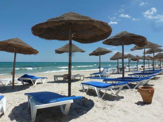 Eden Village El Borj : spiaggia