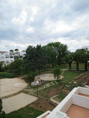 Ola Apartamentos Es Ravells D'Or: View from room