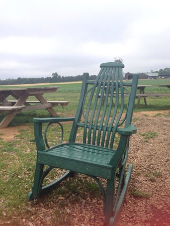 Broom's Bloom Dairy : Comfy chairs