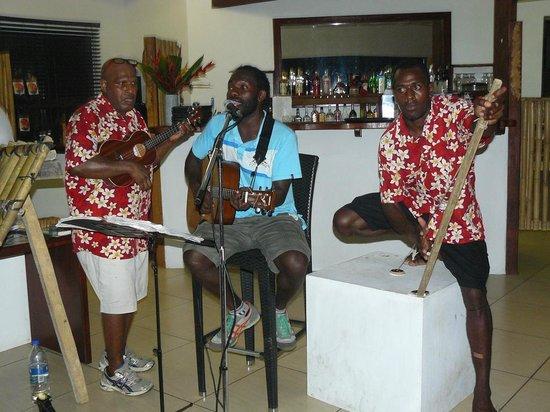 Restaurant 1606 at Village de Santo Resort : Music night every Tuesday & Saturday