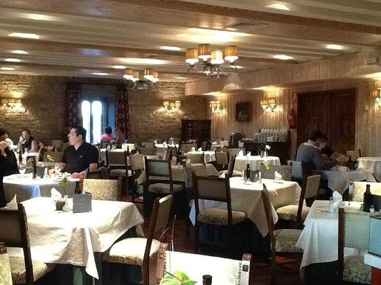 Parador Hostal Dos Reis Catolicos: restaurante do café da manhã