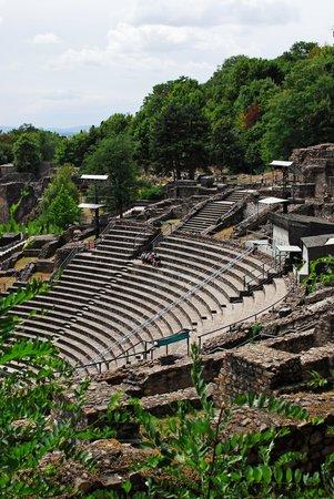 Théâtres Romains de Fourvière : Théatre