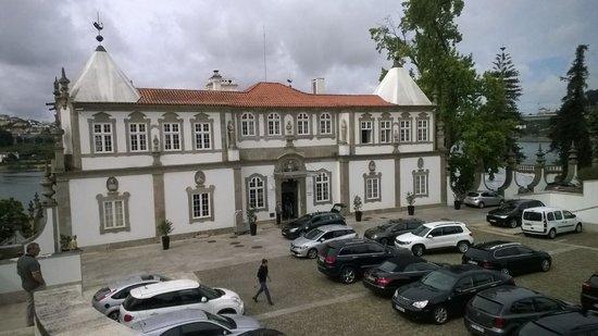 Pestana Palacio do Freixo: The hotel