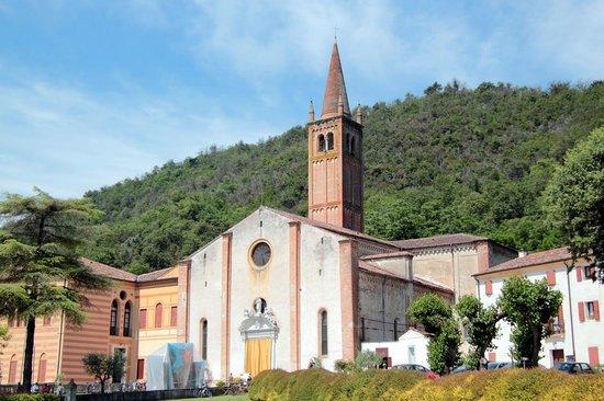Santuario Madonna della Salute Monteortone: 2014 chiostro san marco