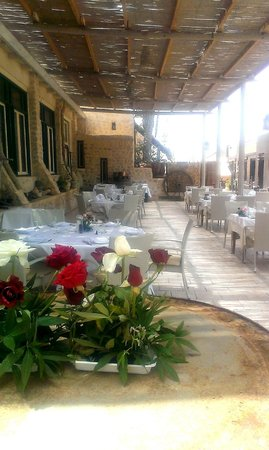 Ristorante Haroun : Terrasse