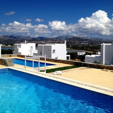 Naxian Collection: Pool View