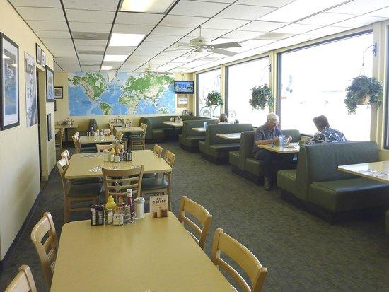 Voyager Restaurant Mojave Ca