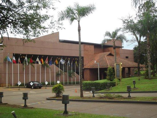 Iguazu Grand Resort, Spa & Casino: Front of the hotel