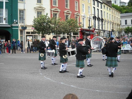 Ard Na Laoi B&B: Bag Pipe Competition